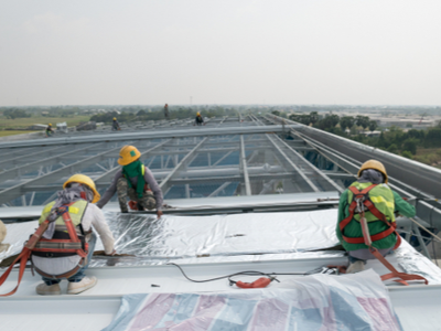 Commercial Roofing Installation South Bend, Indiana Rooftech Construction