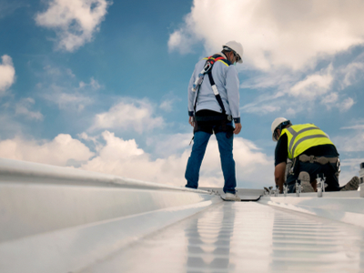Commercial Roof Inspection South Bend, Indiana