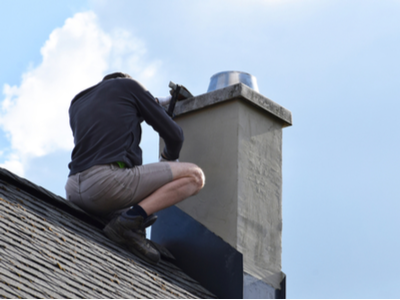 Chimney Repair Rooftech Construction Indiana